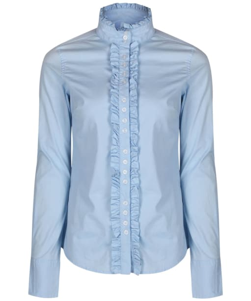 Women's Dubarry Chamomile Country Shirt - Pale Blue