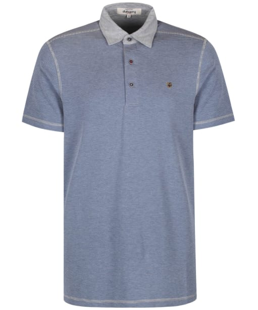 Men's Dubarry Drumcliff Polo Shirt - Denim