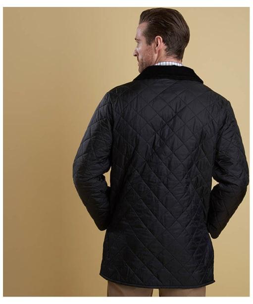 Men's Barbour Liddesdale Jacket - Black