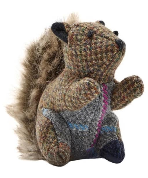Women's Joules Tweedle Novelty Keyring - Squirrel