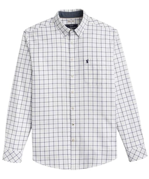 Men's Joules Wilby Shirt - Chalk Check