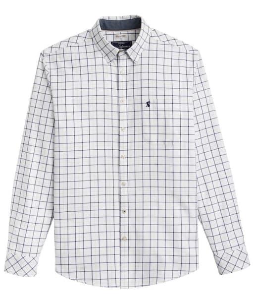 Men's Joules Wilby Shirt - Chalk Check