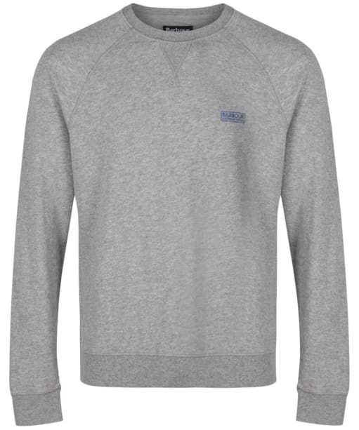 Men's Barbour International Skyway Sweatshirt - Grey Marl