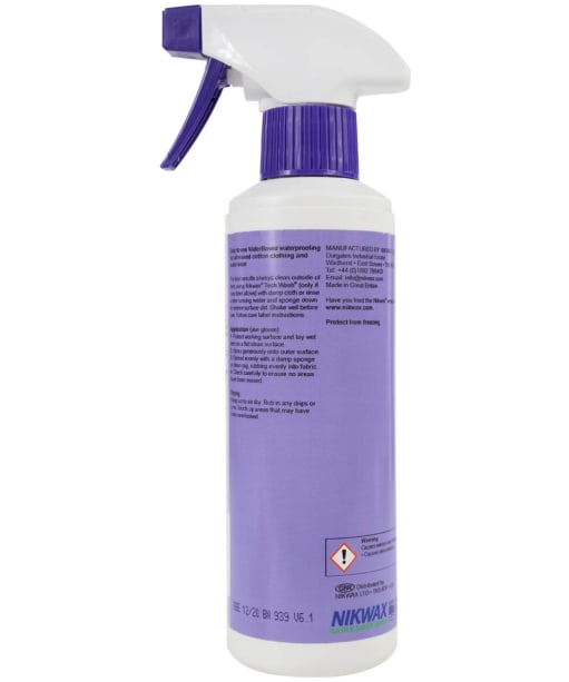 Nikwax Wax Cotton Proof Spray