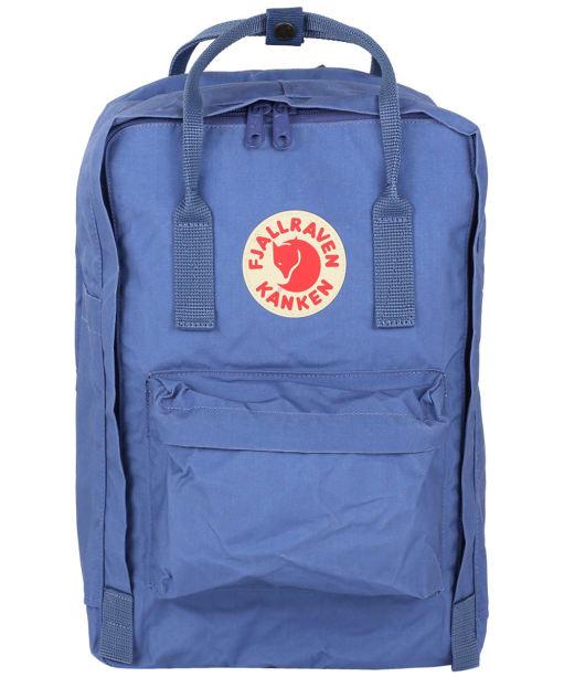 """Fjallraven Kanken Laptop 15"""" Bag - Blue Ridge"""