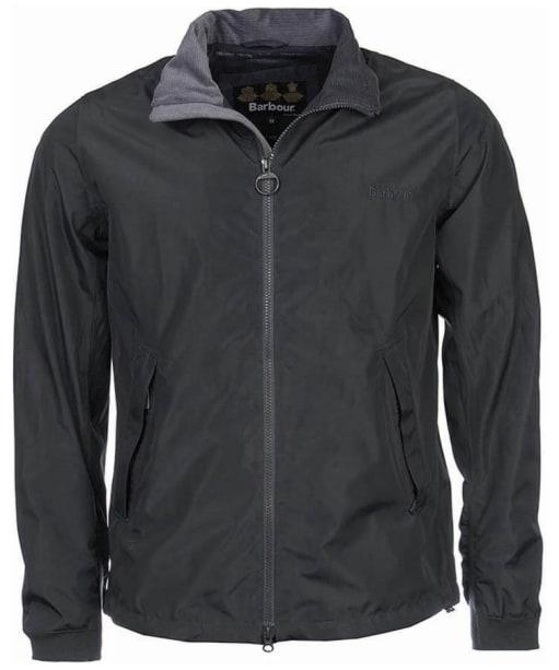 Men's Barbour Admirality Jacket - Navy