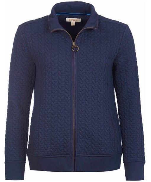Women's Barbour Heath Sweatshirt - Navy