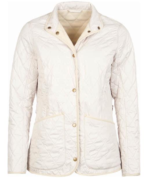 Women's Barbour Combe Polarquilt Jacket - Mist