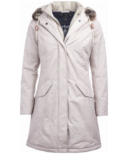 Women's Barbour Filey Waterproof Jacket - Mist