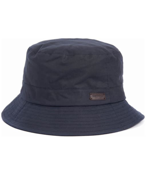 Men's Barbour Devon Sports Hat - Navy