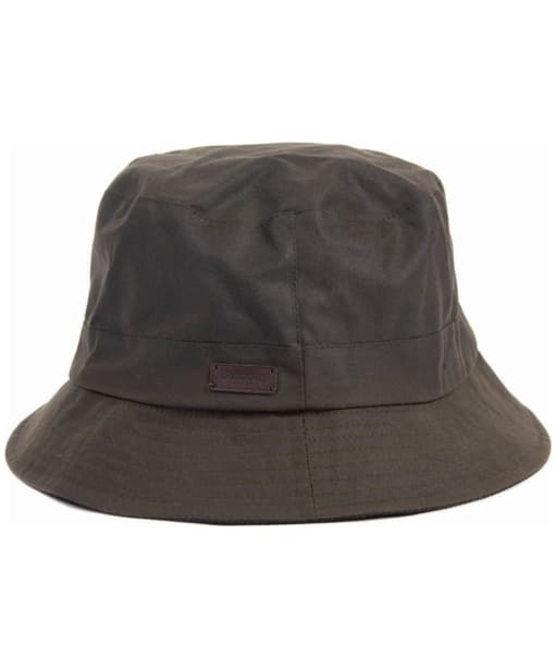 Men's Barbour Devon Sports Hat - Olive