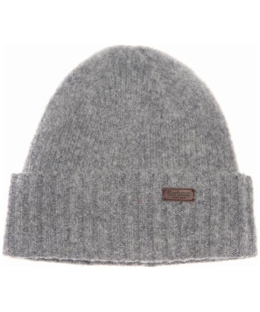 Men's Barbour Danby Beanie Hat - Grey