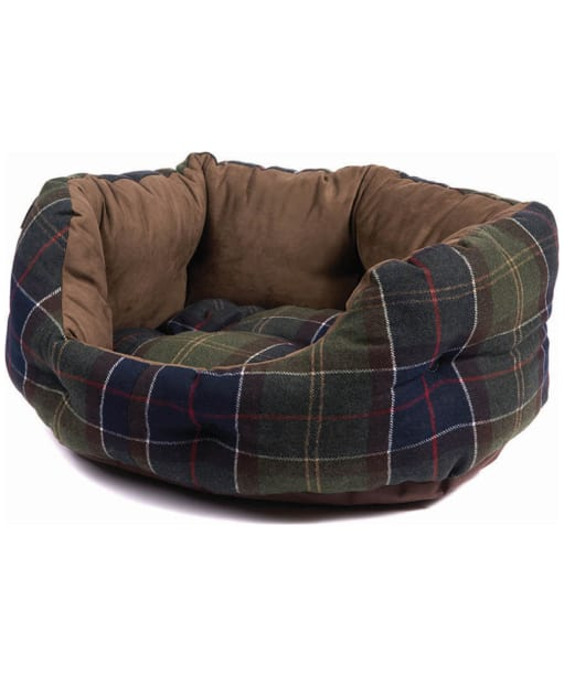 Barbour Luxury Dog Bed 24´´ - Classic Tartan