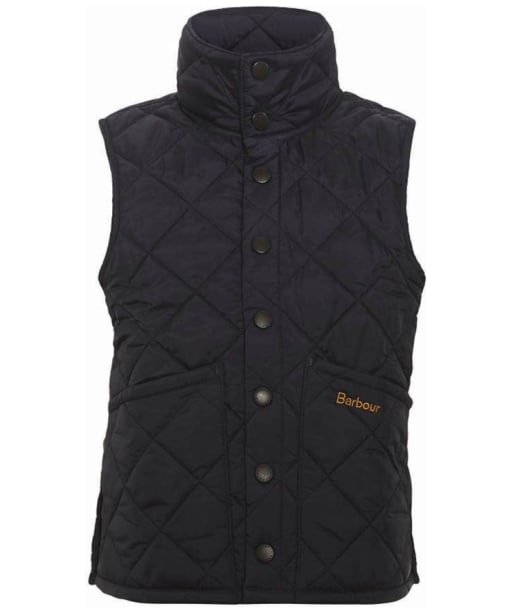 Boy's Barbour Lightweight Liddesdale Gilet, 10-15yrs - Navy