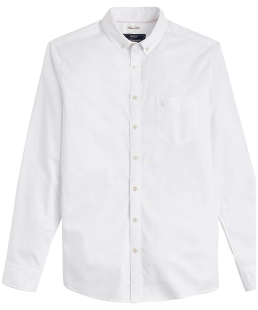 Men's Joules Lambert Classic Fit Shirt - White