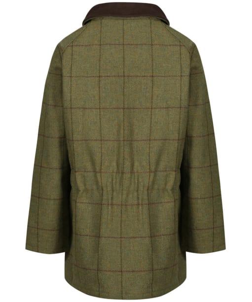 Children's Alan Paine Rutland Coat, 5-16yrs - Lichen