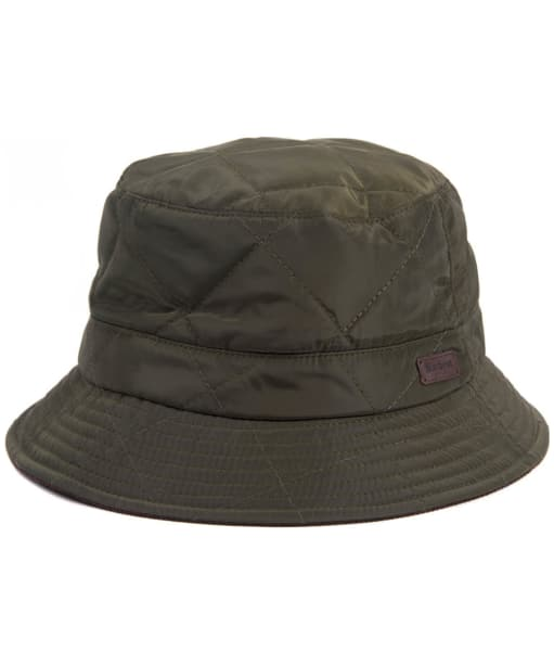 Men's Barbour Hapsford Sports Hat - Olive