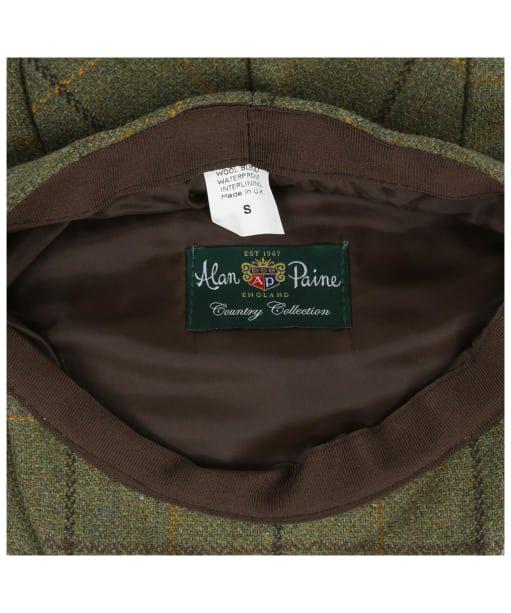 Men's Alan Paine Rutland Cap - Dark Moss