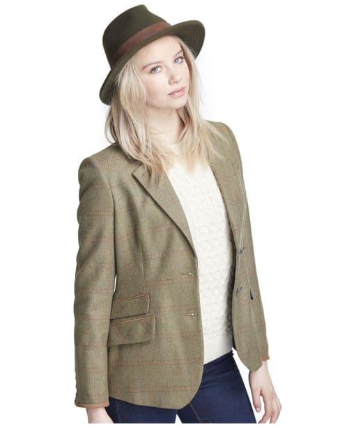 Women's Dubarry Rathowen Hat - Olive