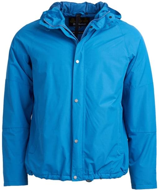 Men's Barbour Rydal Waterproof Jacket - Beachcomber Blue