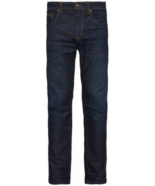 Men's Timberland Squam Lake Stretch Straight Denim Jeans - Worn In Rinse