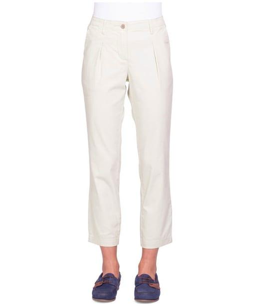 Women's Dubarry Reed Capri Trousers - Oyster