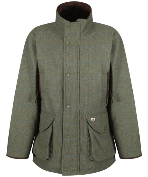 Men's Alan Paine Combrook Field Coat - Lagoon