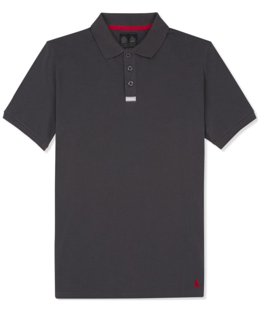Men's Musto Pique Polo Shirt - Black