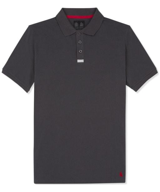 Men's Musto Pique Polo Shirt - Black