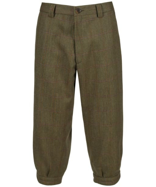 Men's Schoffel Ptarmigan Light Tweed Plus Twos Breeks - Sandringham Tweed