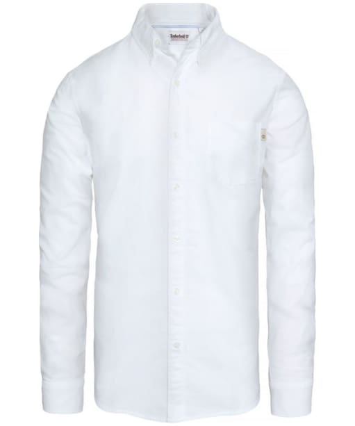 Men's Timberland Pleasant River Shirt - White