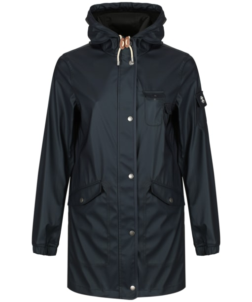 Women's Barbour Headland Casual Jacket - Navy