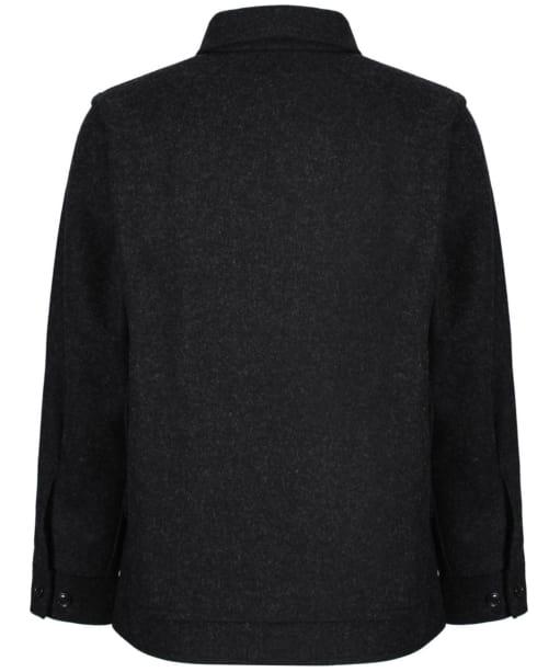 Men's Filson Mackinaw Wool Cruiser Jacket - Charcoal