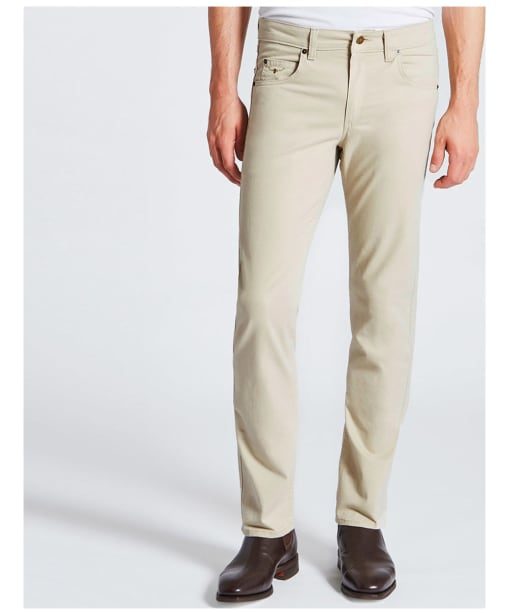 Men's R.M. Williams Linesman Slim Jeans - Bone