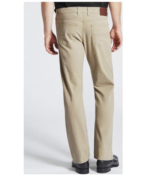 Men's R.M. Williams Linesman Jeans - Buckskin