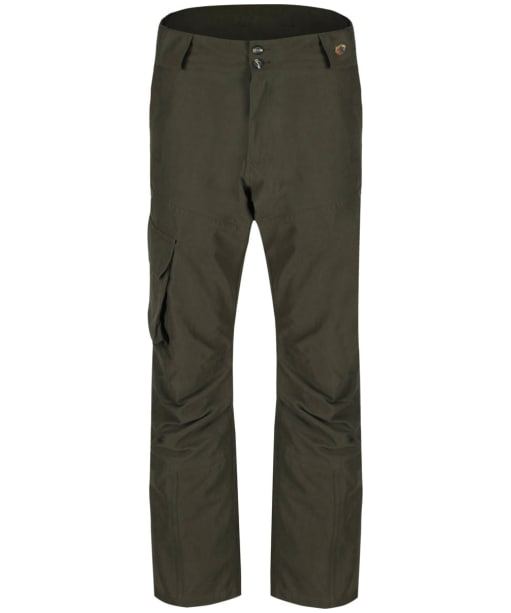 Men's Alan Paine Berwick Waterproof Trousers - Olive