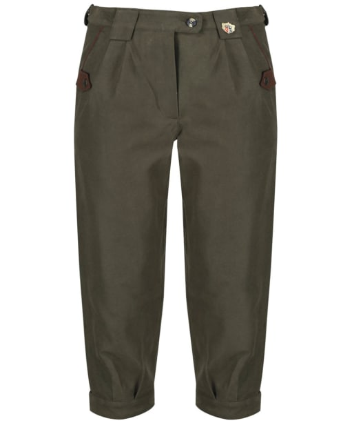 Women's Alan Paine Berwick Waterproof Breeks - Olive