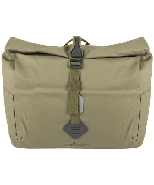 Men's Millican Bowden the Camera Messenger Bag 20L - Moss