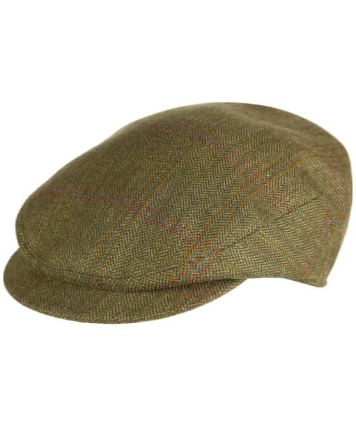 Men's Schoffel Tweed Cap - Sandringham Tweed