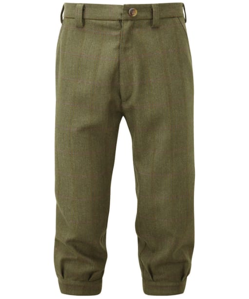 Men's Schöffel Ptarmigan Tweed Plus Twos Trousers - Sandringham Tweed