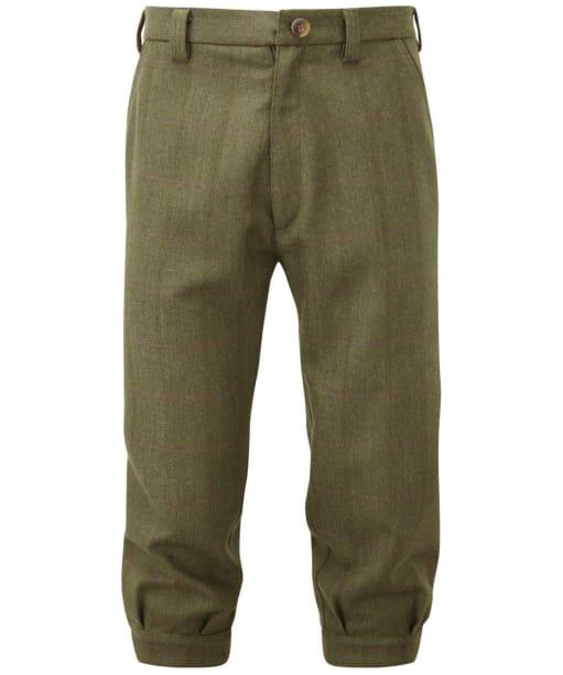 Men's Schöffel Ptarmigan Tweed Plus Twos Trousers - Sandringham Tweed