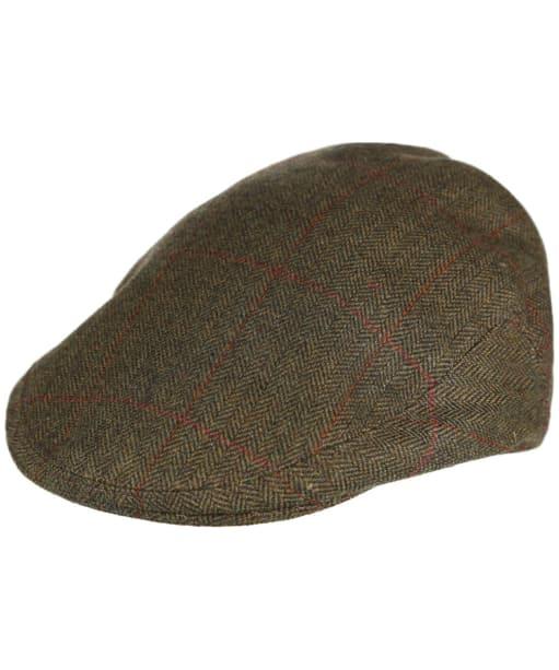 Men's Schoffel Tweed Classic Cap - Windsor Tweed