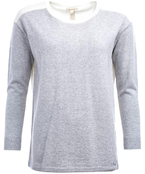 Freestone Knit - Light Grey Marl