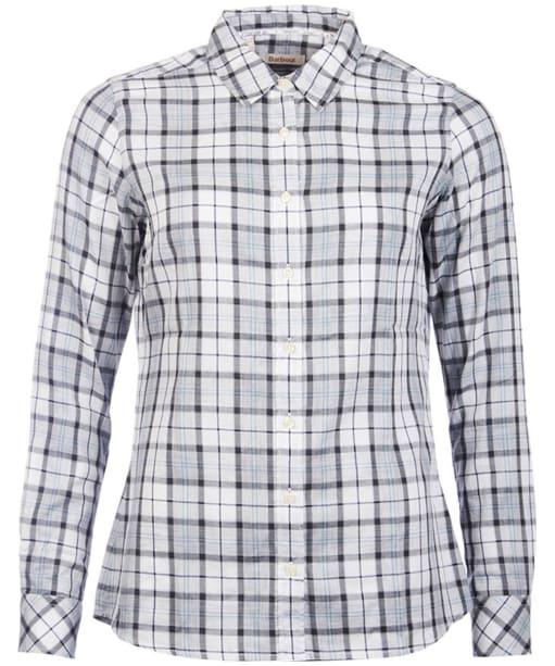 Linton Shirt - Grey Tartan