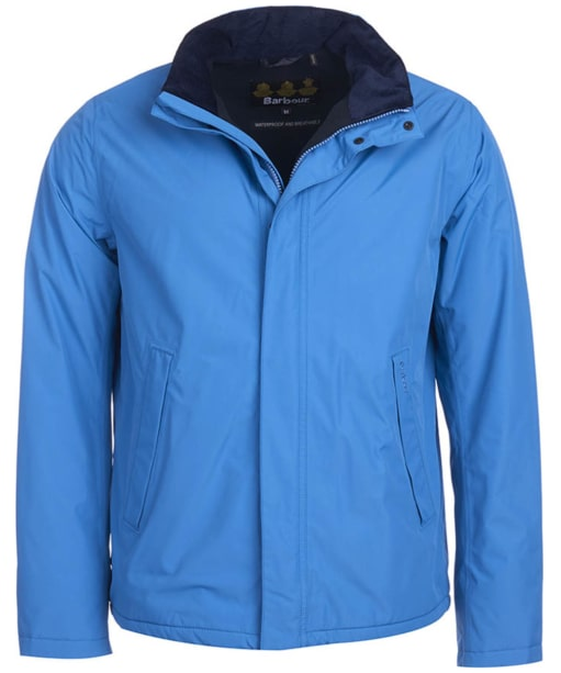 Men's Barbour Caldbeck Waterproof Jacket - Beachcomber Blue