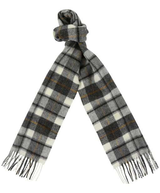 Barbour International Fairing Scarf - Charcoal / Gold