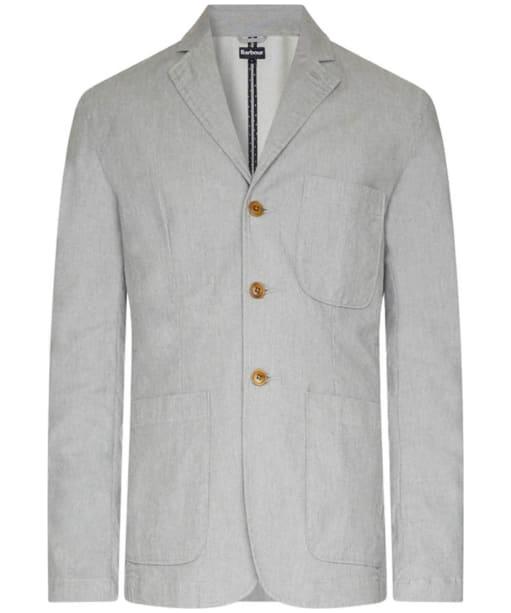 Men's Barbour Chatsworth Casual Blazer - Grey