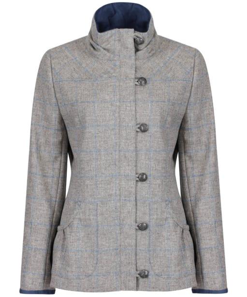 Women's Dubarry Bracken Tweed Jacket - Shale