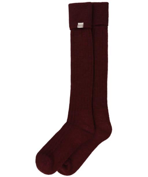 Dubarry Alpaca Socks - Malbec