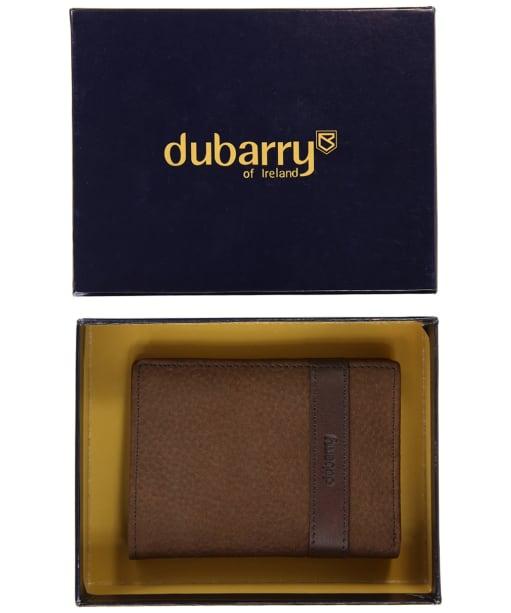 Dubarry Raphoe Mini Leather Wallet - Walnut